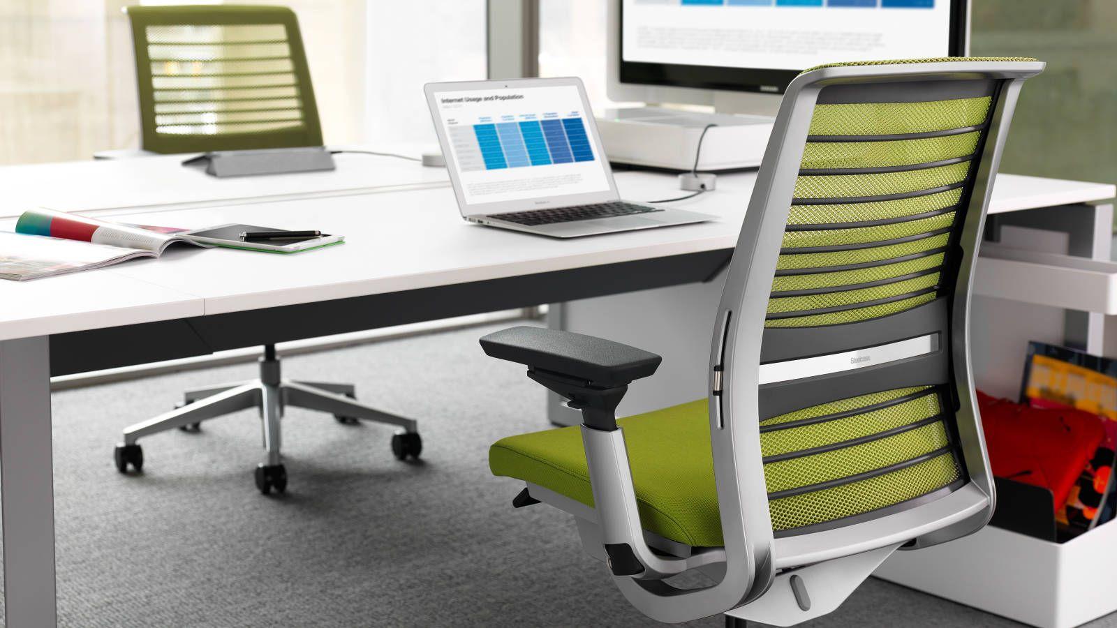 Think Adjustable office chair, Ergonomic chair