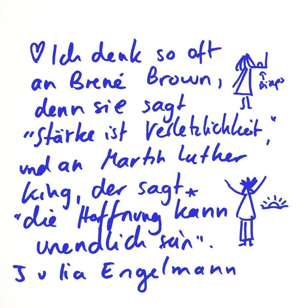 """Julia Engelmann on Instagram: """"Heute zum Beispiel...❤️ (das sind keine direkten, sondern sinngemäße Zitate, die """""""" sind mir nur so rausgerutscht haha) 🌝 Aus meinem neuen…"""""""