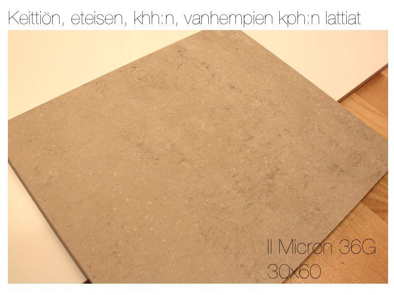 1. Laattapiste: Cubica Blanco / 2. Laattapiste: Marmi Blanco / 3. Pukkila: Harmony / 4. Pukkila: Natura / 5: Laattapiste: Ii Micron 36G / 6. Laattap