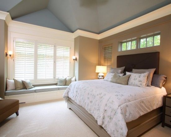 Tray ceilings paint design pictures remodel decor and for Peaceful master bedroom designs