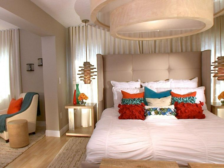 Moderne Und Interessante Erwachsenen Schlafzimmer Dekoration #dekoration  #erwachsenen #interessante #moderne #schlafzimmer
