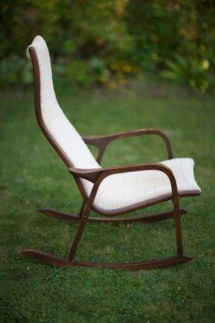 Mid Century Rocking Chair Mid Century Modern Rocking Chair