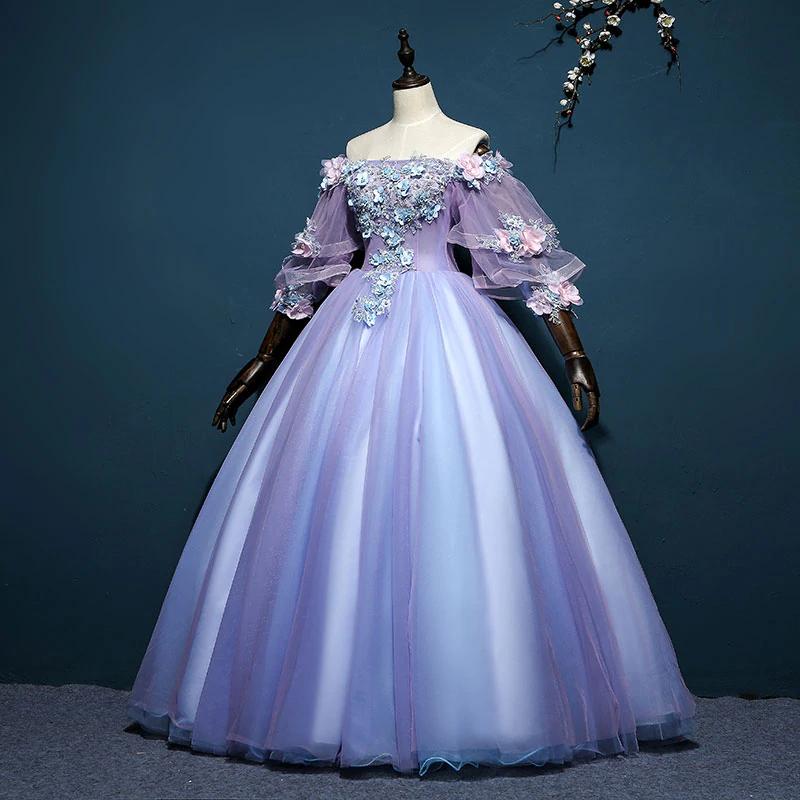 Smarter Shopping Better Living Aliexpress Com Dresses Medieval Prom Dress One Shoulder Prom Dress