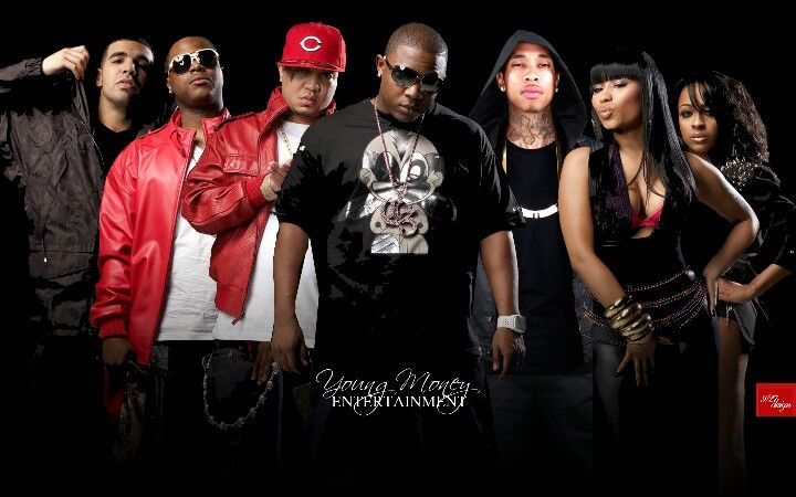 Young money | Young money, Rapper delight, Celebrities