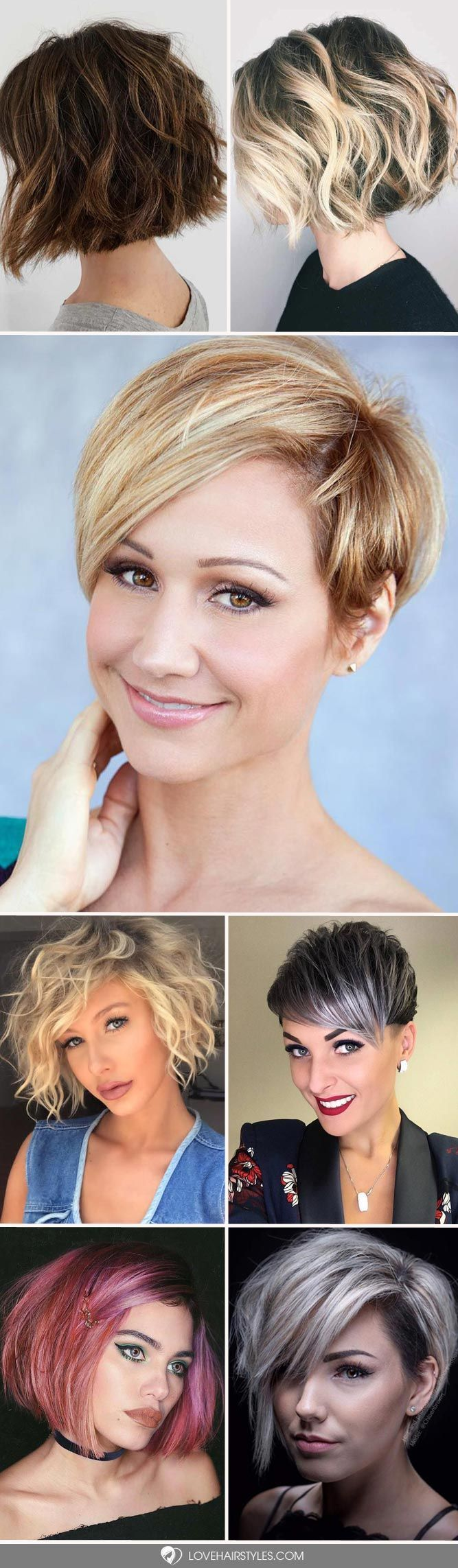 Quick Hairstyles For Short Hair Unique 21 Super Quick Hairstyles For Short Hair  Short Hair Shorts And