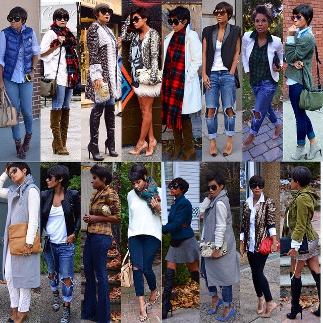 "@kyrzayda_'s photo: ""Recaps of some great Fall looks~  This is was an awesome season!! All this looks are on my blog  Growing for 2015 ~ #teamk #moretocome #hardwork #latina 