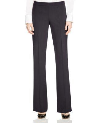 BOSS Tulea Stretch Wool Suiting Pants. #boss #cloth #pants
