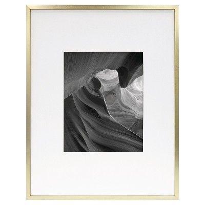 Brass Wall Frame - 14\