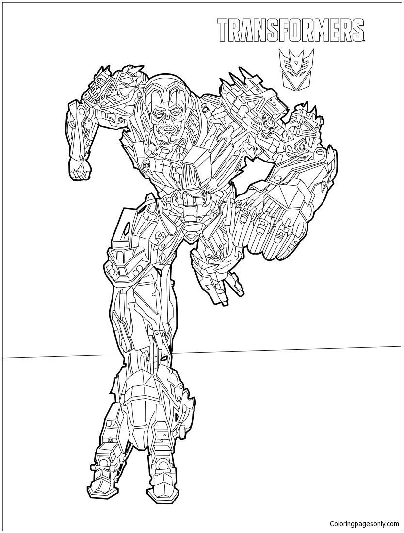 Pin By Coloring Pages On Transformers Coloring In 2019