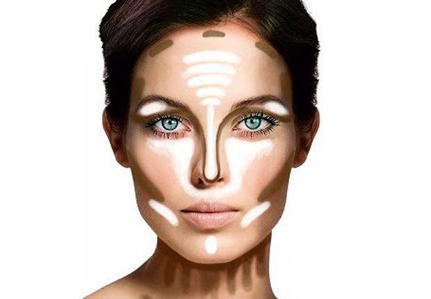 makeup tahan lama contour