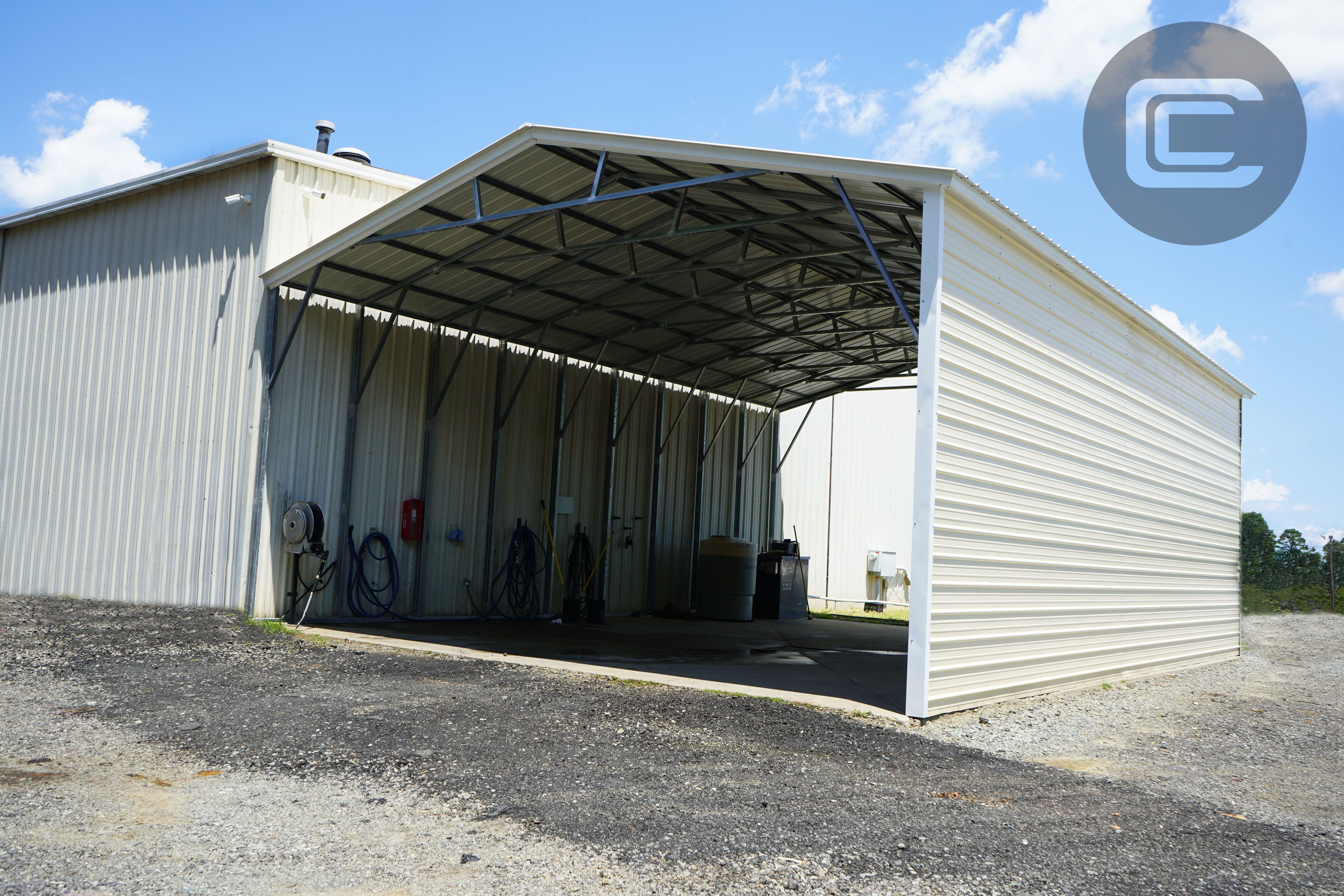 Carport Central's install of the week is this Certified