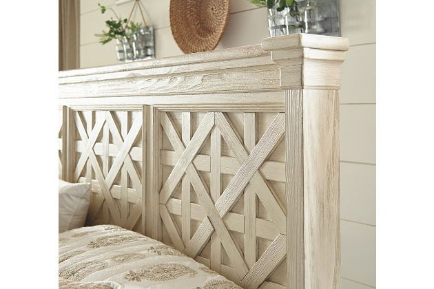 Best Bolanburg Queen Panel Bed With Images Panel Bed Frames 400 x 300