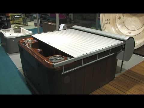 Derolo Spa Cover Une Couverture Automatique Pour Spa Youtube