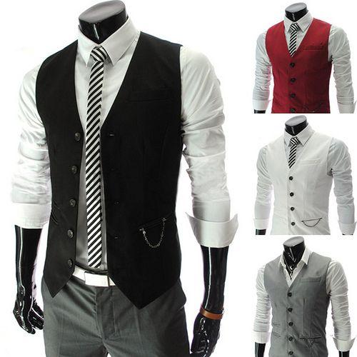 Pocket Chain Gentlemen's Vest http://www.sneakoutfitters.com/Fall-2013-Collection/Pocket-Chain-Gentlemen-s-Vest-p4300.html