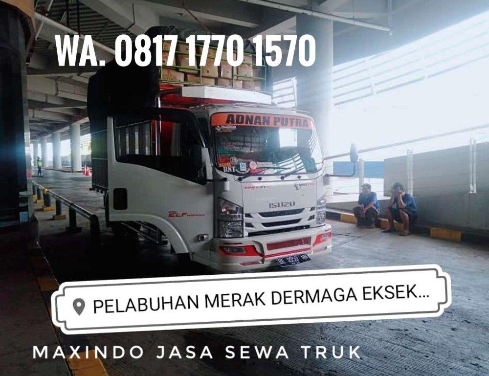 Pin Di Maxindo 0813 1855 0870 Sewa Truk Jakarta Surabaya