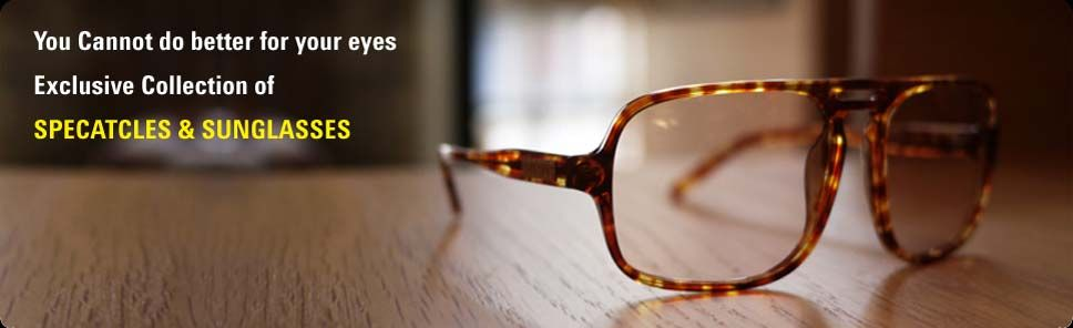 Contact Lenses, Designer Spectacles, Branded Spectacle Frames ...