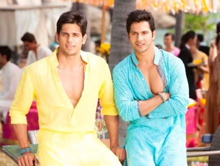 Siddharth Malhotra and Varun Dhawan- Student Of The Year | Alia ...
