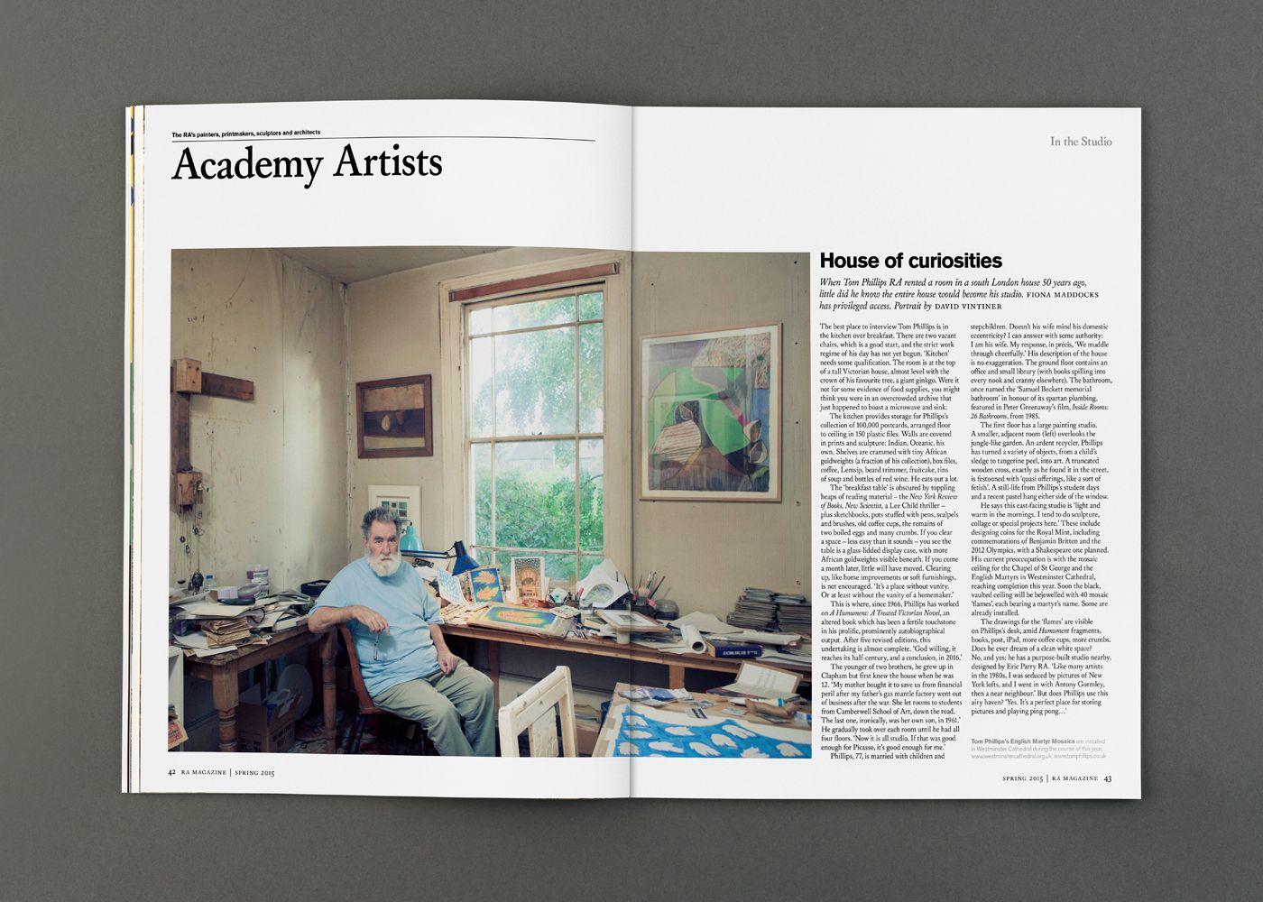 RA Magazine – S-TS-T