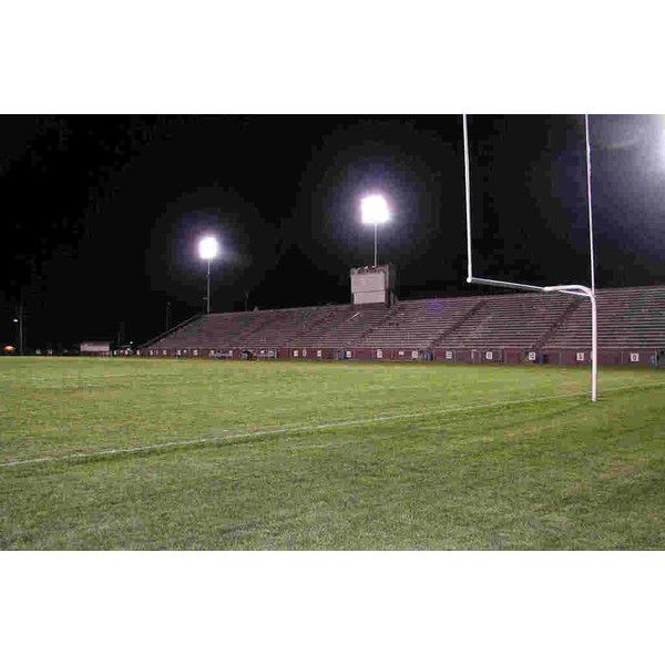 MHS Football Field {RP} do not use please :) ❤ liked on Polyvore featuring school, house, places, rooms and home