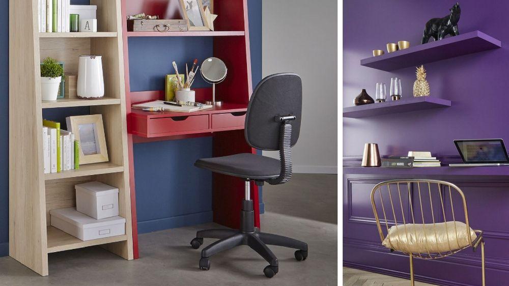 Top astuces pour un coin bureau dans un petit espace