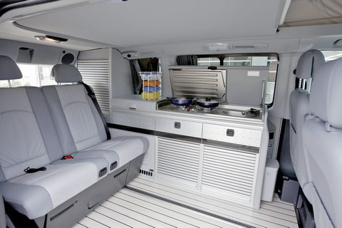 sprinter rv mercedes brings its own sprinter camper van to 2013 dusseldorf show van ideas. Black Bedroom Furniture Sets. Home Design Ideas