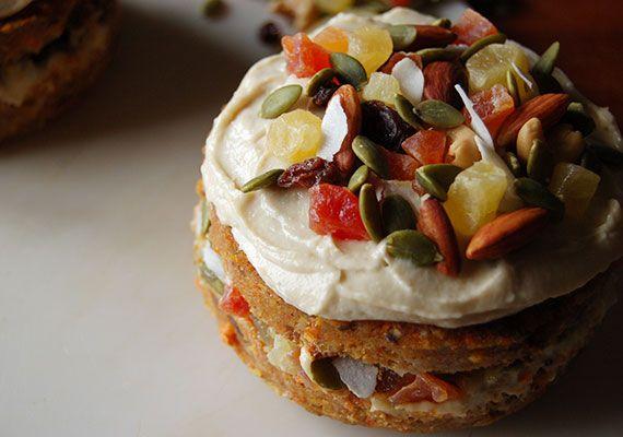 Keto Dump Cake Recipe: Healthy Carrot Cake