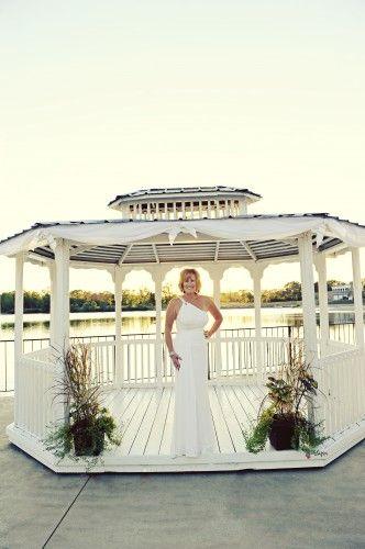 Outdoor Wedding Ceremony Reception Venue Lake Lyndsay Hamilton Ohio