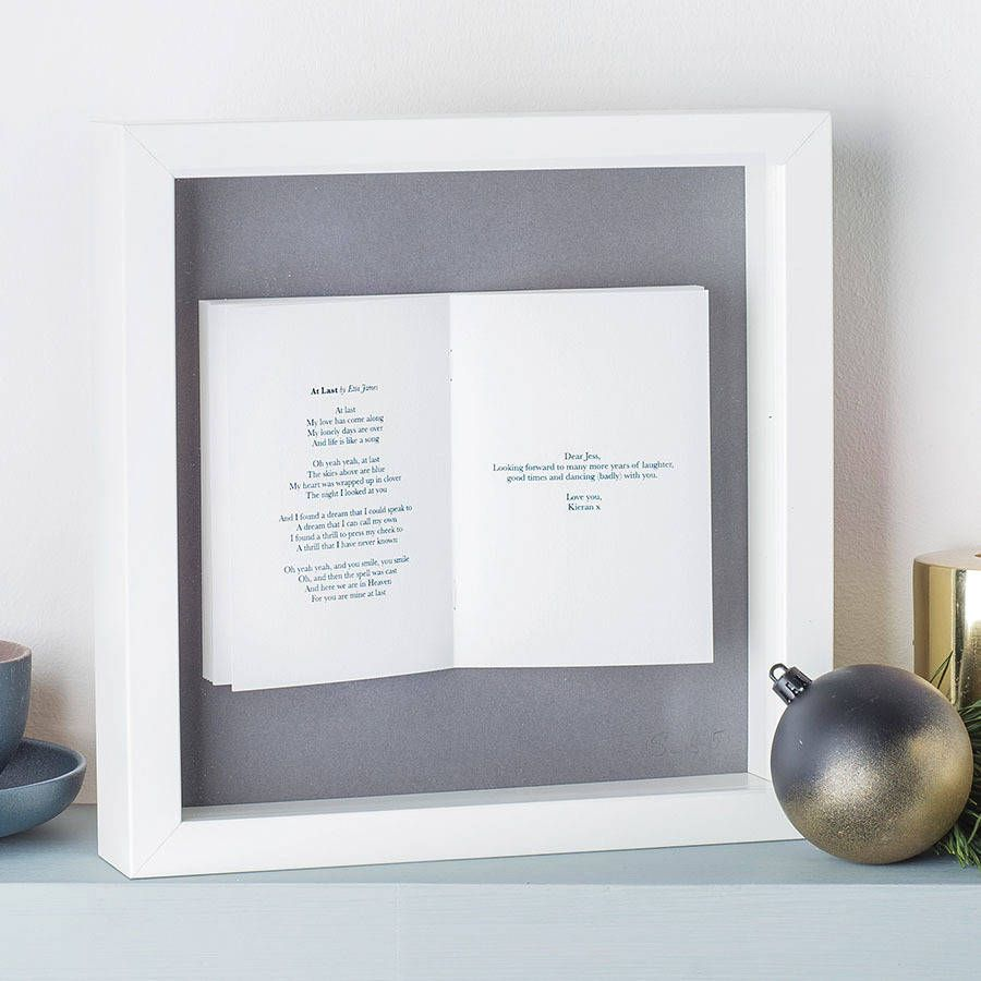 27 Personalised Wedding Gift Ideas