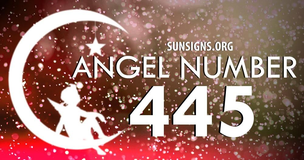 Angel number 445 is a symbol of intuition.