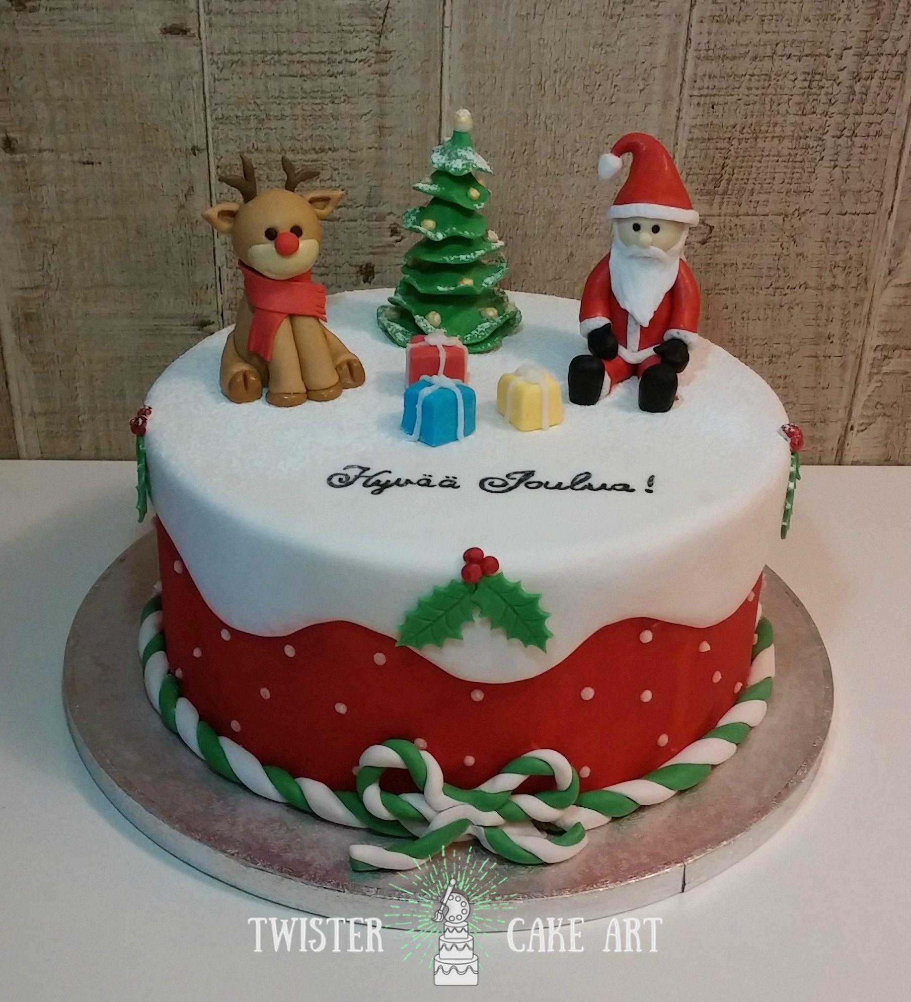 Joulu kakku