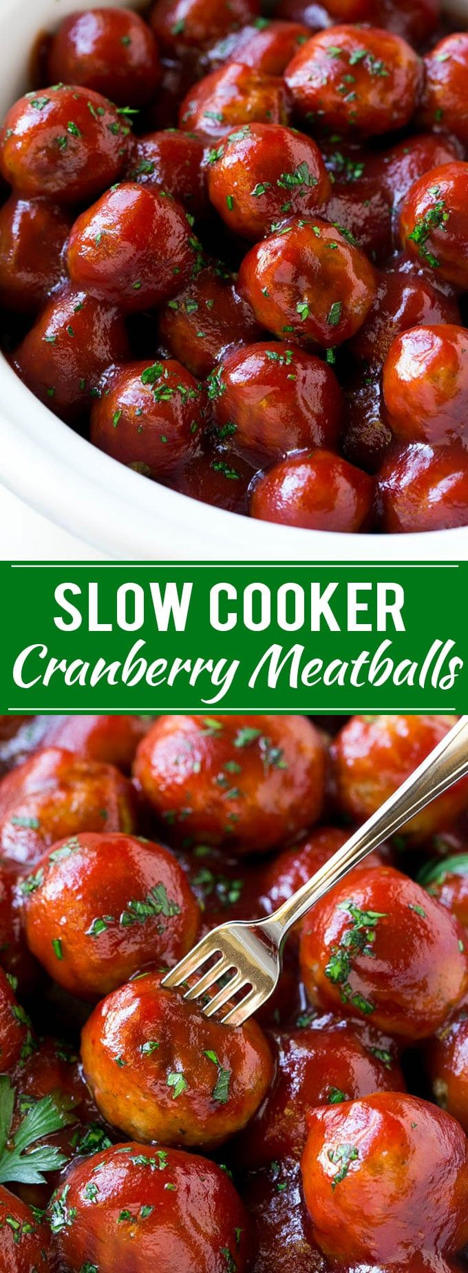 Cranberry meatballs recipe slow cooker meatballs slow for Meatball appetizer recipe crockpot