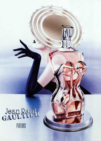 parfum classique par jean paul gaultier pub parfum pinterest jean paul gaultier paul. Black Bedroom Furniture Sets. Home Design Ideas