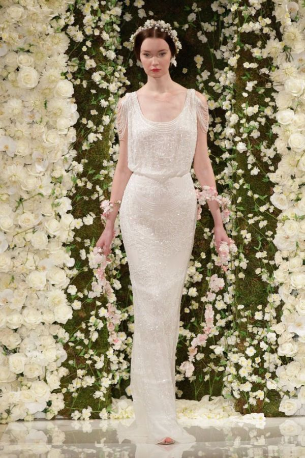 The 5 stunning 2015 wedding dress trends are the best bridal looks of the year! - Wedding Party