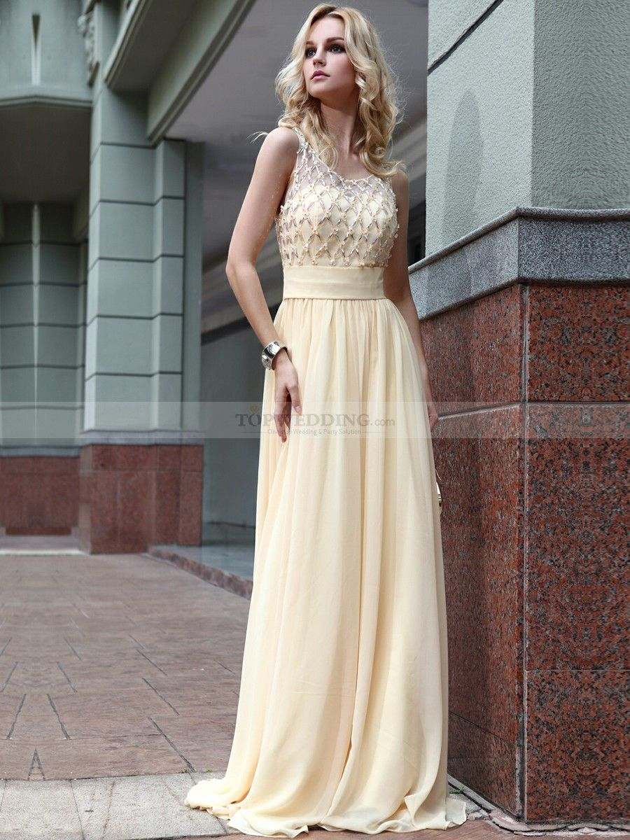 Goddess Style Evening Dresses