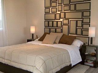 Cabecera con marcos acolchados for Utilisima decoracion de interiores