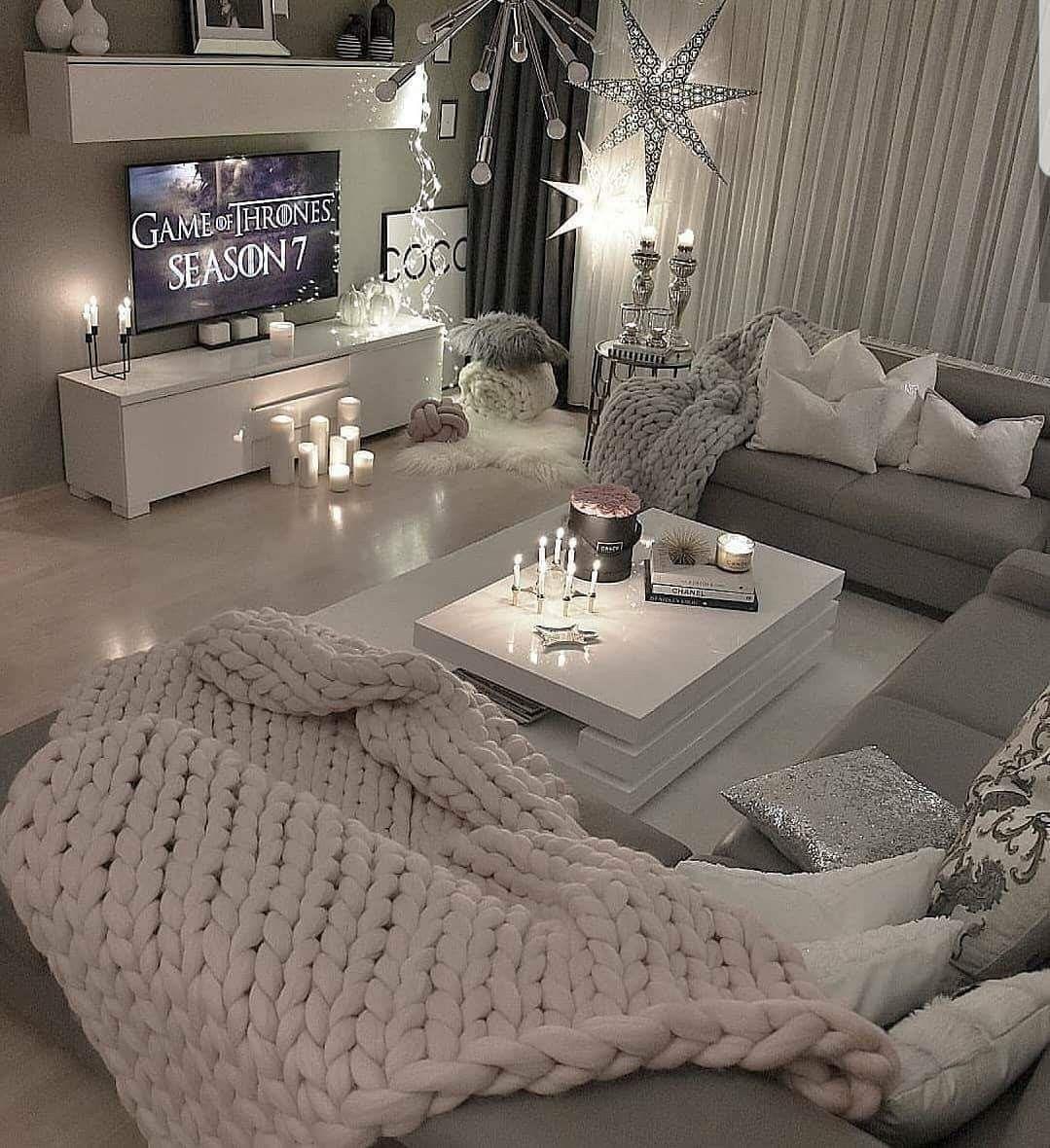 Apartment Decor Living Room, Dream Living Rooms