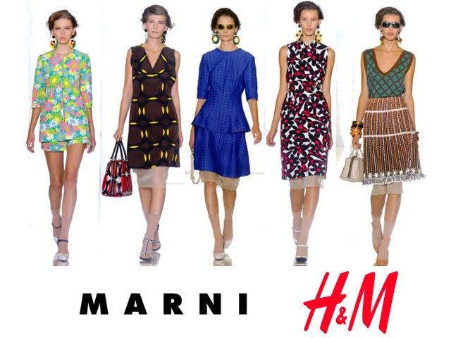 Capsule Collection Marni per H&M - Tendenze donna - diModa - Il ..