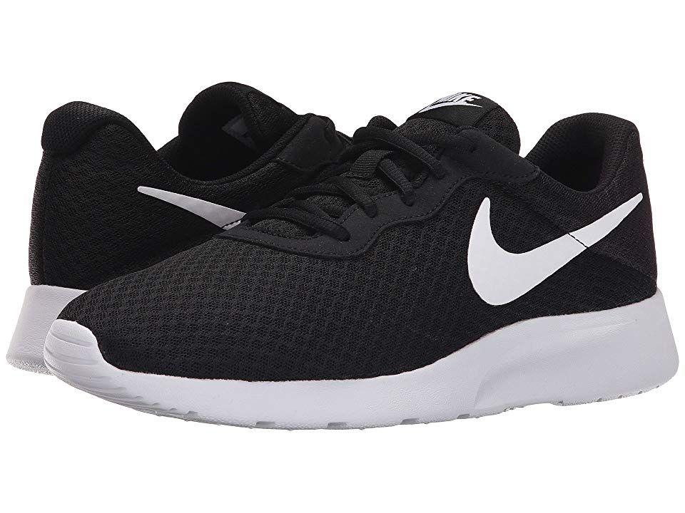 Nike Tanjun Men's Running Shoes Black