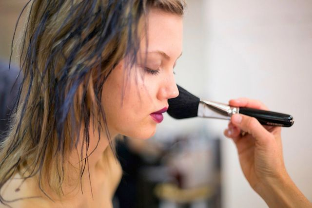 10 of the Best Tips From Pros We Learned Backstage at Fashion Week | Beauty High