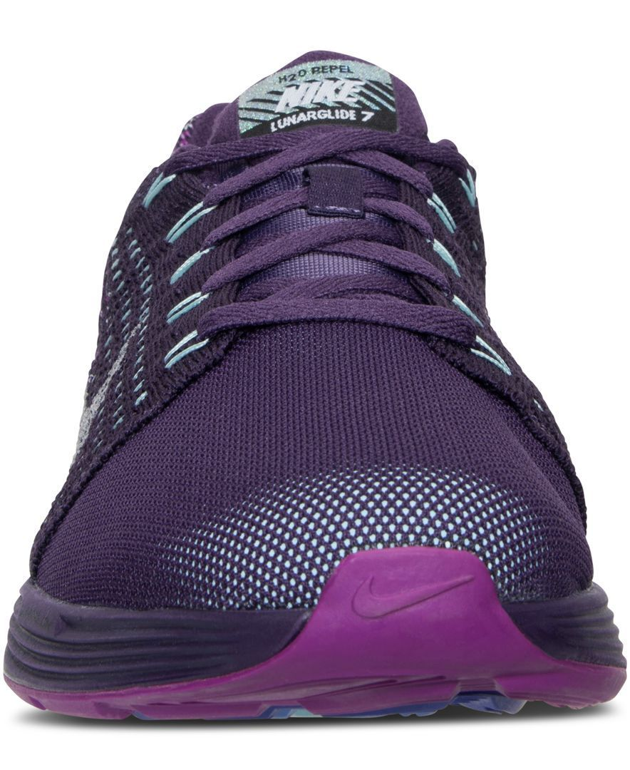 size 40 518a7 bc8e6 Nike Women s LunarGlide 7 Flash Running Sneakers from Finish Line Nike Női