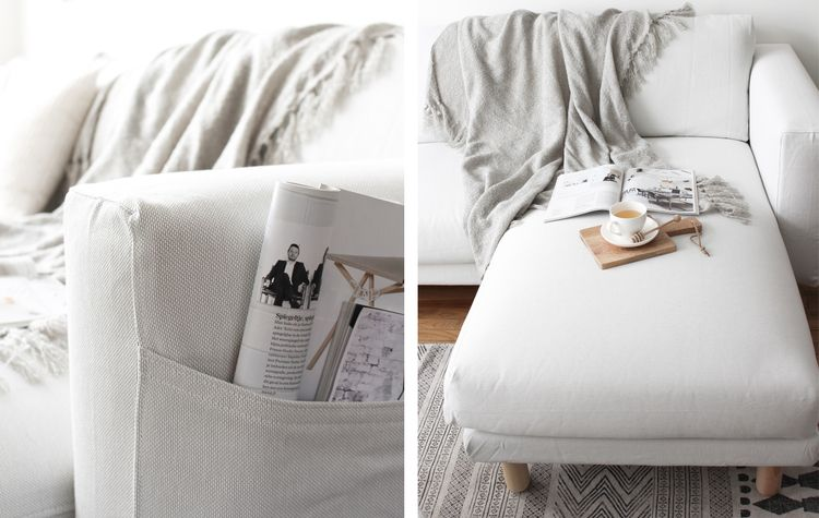 Blog #6 New in: Ikea NORSBORG — sevencouches