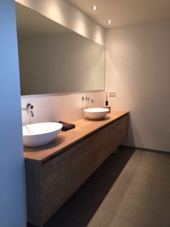 Afbeeldingsresultaat voor verlichting spiegel badkamer - bar idea ...