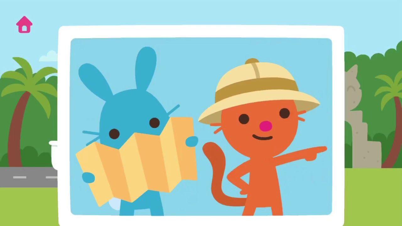 Sago Mini World Play & Learn With Sago Road Trip Fun
