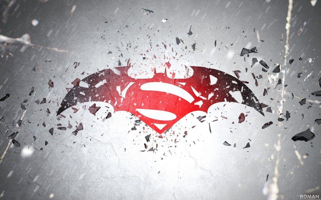 Batman V Superman Dawn Of Justice 001 Superman Logo Superman Batman