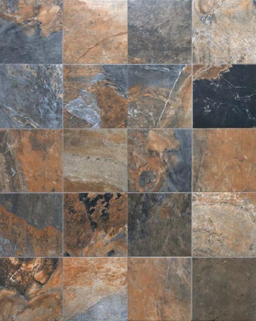 Bengal Sierra Slate Effect Porcelain Tiles Range