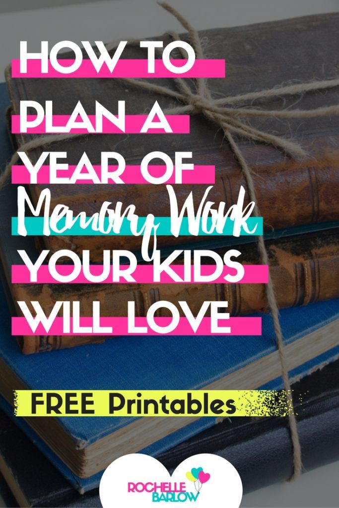 Take all the materials from the past 4 days and put them together to plan memory work that will be effective and your kids will love and look forward to doing! Easy plan, step by step, walks you through to customize for your homeschool.