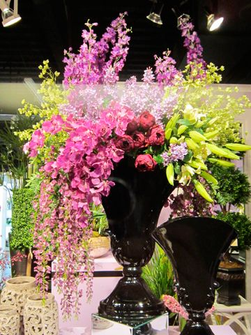 Elegant Silk Flower Arrangements From Qualitysilkplants
