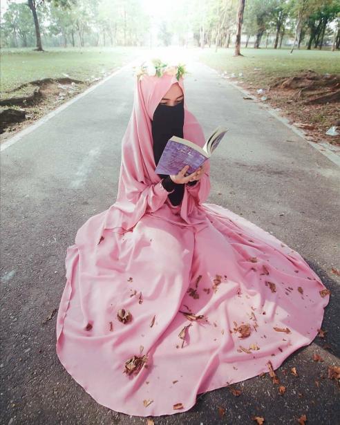 AF!!! hijab hijab dpz in 2020 Hijabi girl, Muslim