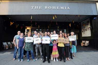 Barnet Council Has Listed The Bohemia Pub On Their Register Of