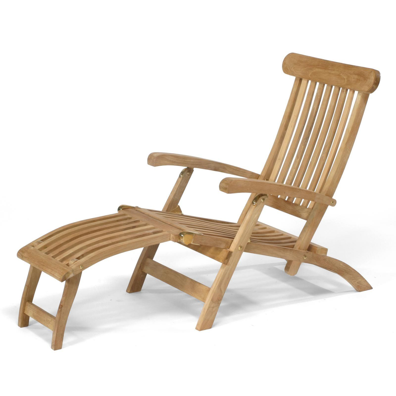 Have To Have It Jewels Of Java Teak Steamer Chair 590 40